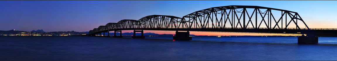Astoria-Megler Bridge Photo by Gregg M. Erickson.