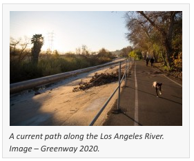 Public Private Partnership to Build 51-mile Greenway along LA River