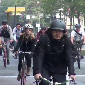 San Francisco, CA: Bicycle Rush Hour
