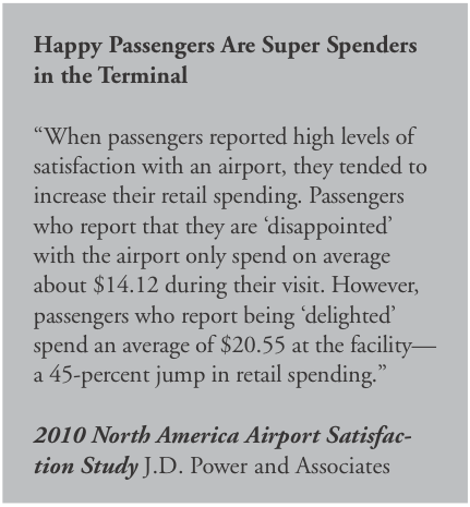 How Airports Measure Customer Service Performance