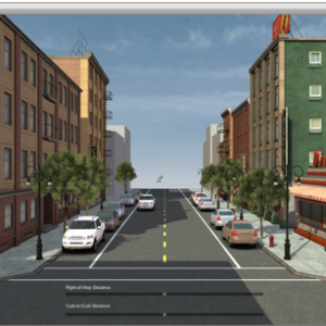 Unity3D Visualization – Marmoset Street