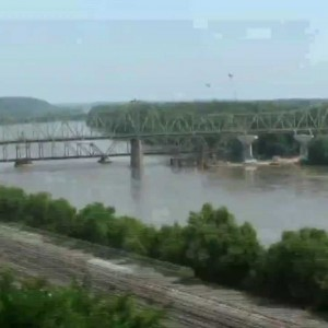 Atchison, KS:  What Does it Take to Take Down a Bridge?