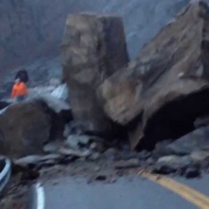 Raleigh County, WV: Blasting Boulders on WV 3