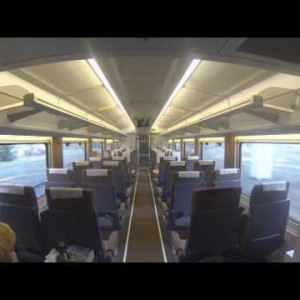 Oregon's New Passenger Trains