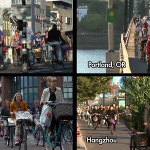 Streetfilms: The Power of Bicycling (Get Psyched)