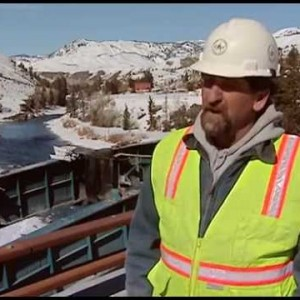 Jackson, WY: Hoback Bridge Demolition