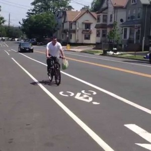 Bicycling in New Brunswick, NJ
