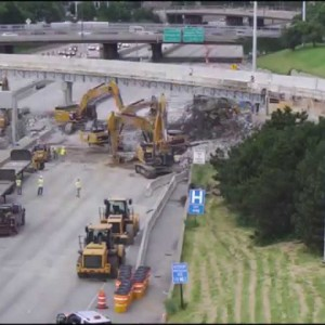 Chicago: Demolishing the Ontario Street Ramp