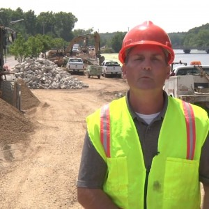Lansing, MI: Sustainable Construction on Moores River Drive