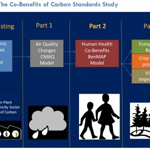 Figure 1: The Co-Benefits of Carbon Standards Study