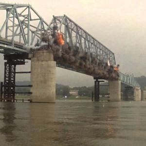 Milton, KY: Time Lapse Video of Milton-Madison Bridge Milestones