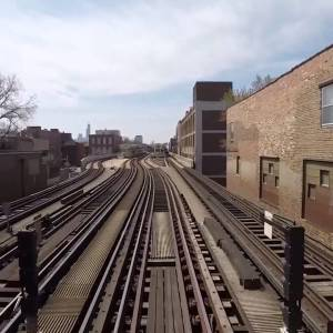 Chicago: Ride Along on the Red Line 'L'