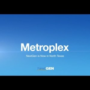 Texas: NextGen Flight Planning Eases Air Congestion Over Texas