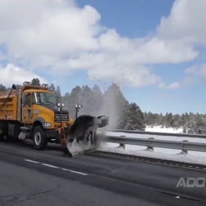Arizona DOT: How to Get Tons of Snow and Ice Off the Roads