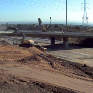 San Diego, CA: East Palomar Street Bridge Demolition