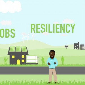 Video: How to Build Climate Resilience & Create Jobs