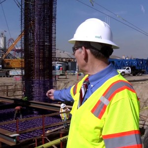 Long Beach, CA: Gerald Desmond Bridge Construction Update