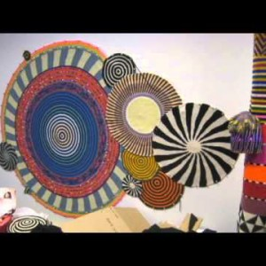 NYC MTA Arts & Design: Funktional Vibrations by Xenobia Bailey