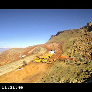 Arizona DOT: U.S. 89 Repair Time Lapse