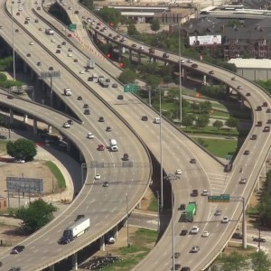 Dallas, TX: Freeways Without Futures