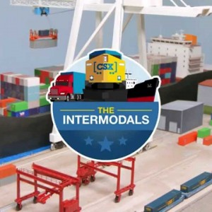 CSX: The Intermodals (Video Series)