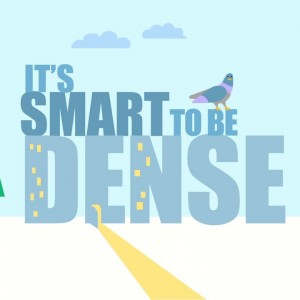 It's Smart To Be Dense