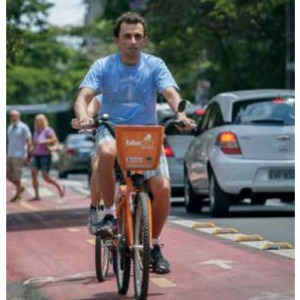 Bike Share Users on São Paulo's New Bicycle Infrastructure. With these policies, governments will be able to quickly increase the amount of cycling, walking, and public transport use and achieve the benefits of an HSC scenario.