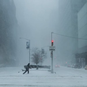 New York City: Jonas Blizzard 2016 Timelapse