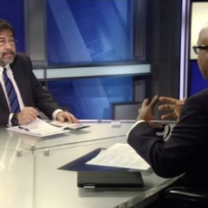 """Steve Anderson and Errol Louis on """"Inside City Hall"""""""