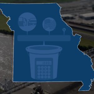 Transportation funding in Missouri