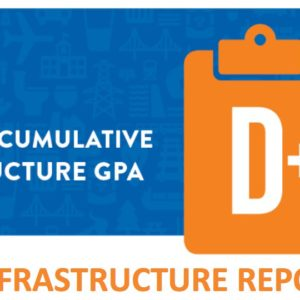 2017 Infrastructure Report Card: D+
