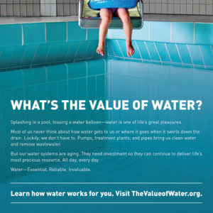 Value of Water - Poolside