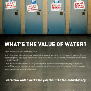 Value of Water - When Nature Calls