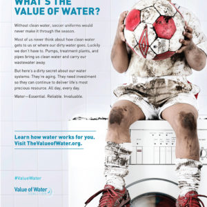 Value of Water: Washing Machine