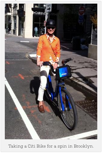 My First Ride on Citi Bike Share