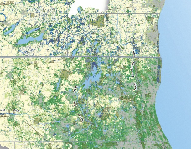 Natural Connections: Green Infrastructure in Wisconsin, Illinois, and Indiana