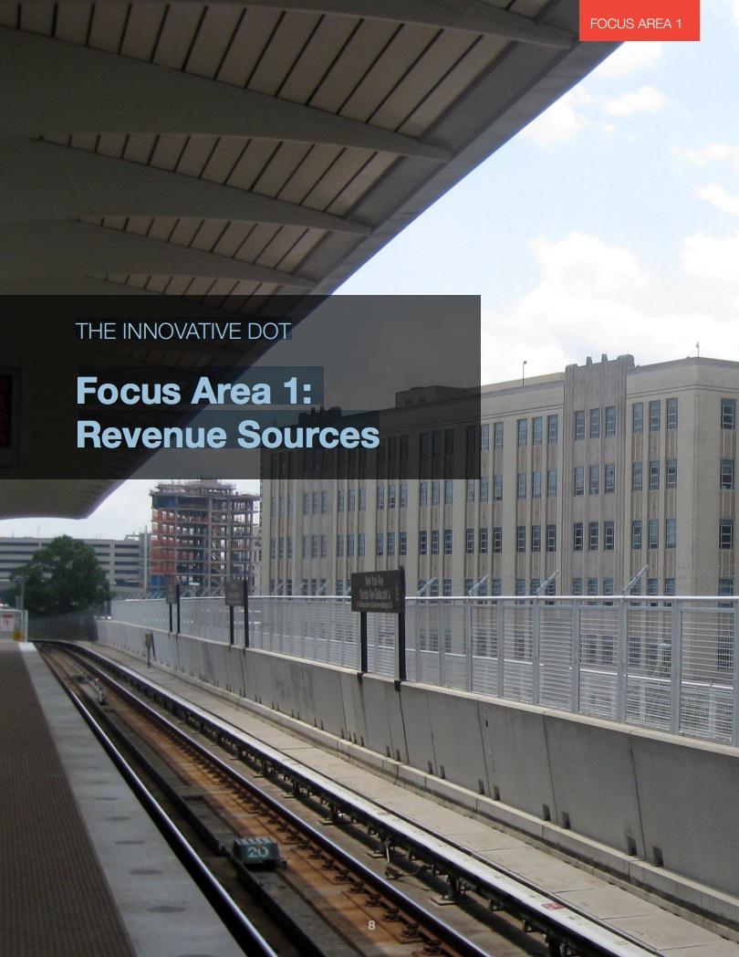 NRDC - The Innovative DOT - Focus Area 1
