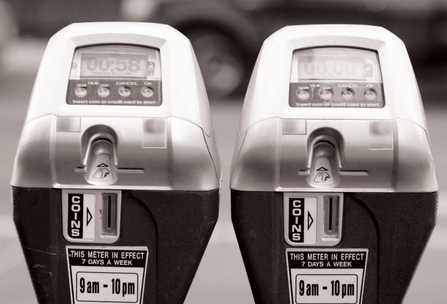 manhattan institute - parking meters