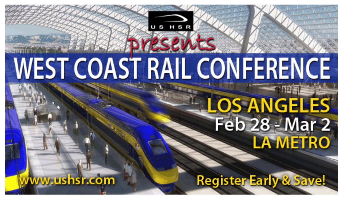 2017 West Coast Rail Conference