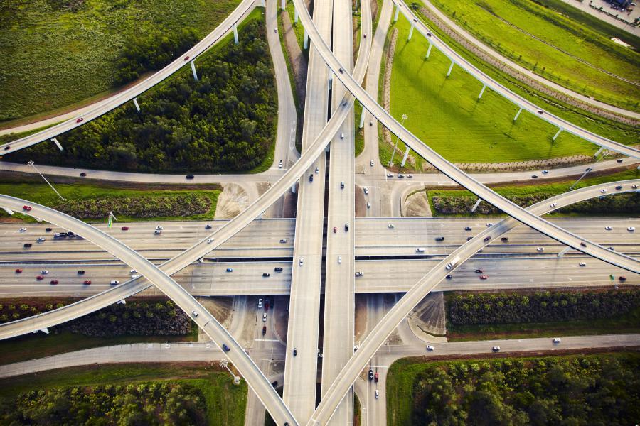 Aerial Interchange - Infrastructure