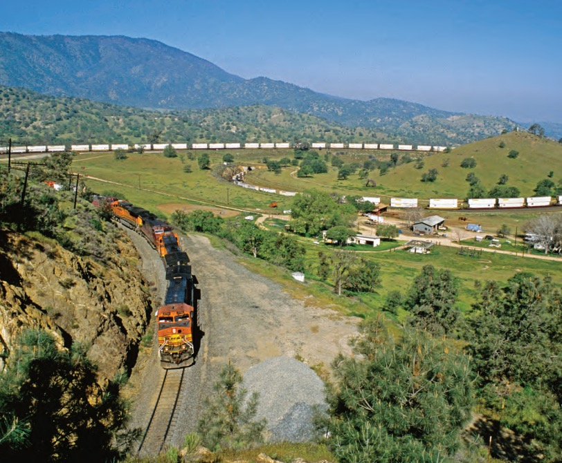 Rail and the California Economy