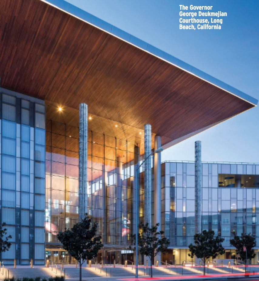 Public-Private Partnerships: The Governor George Deukmejian Courthouse, Long Beach, California
