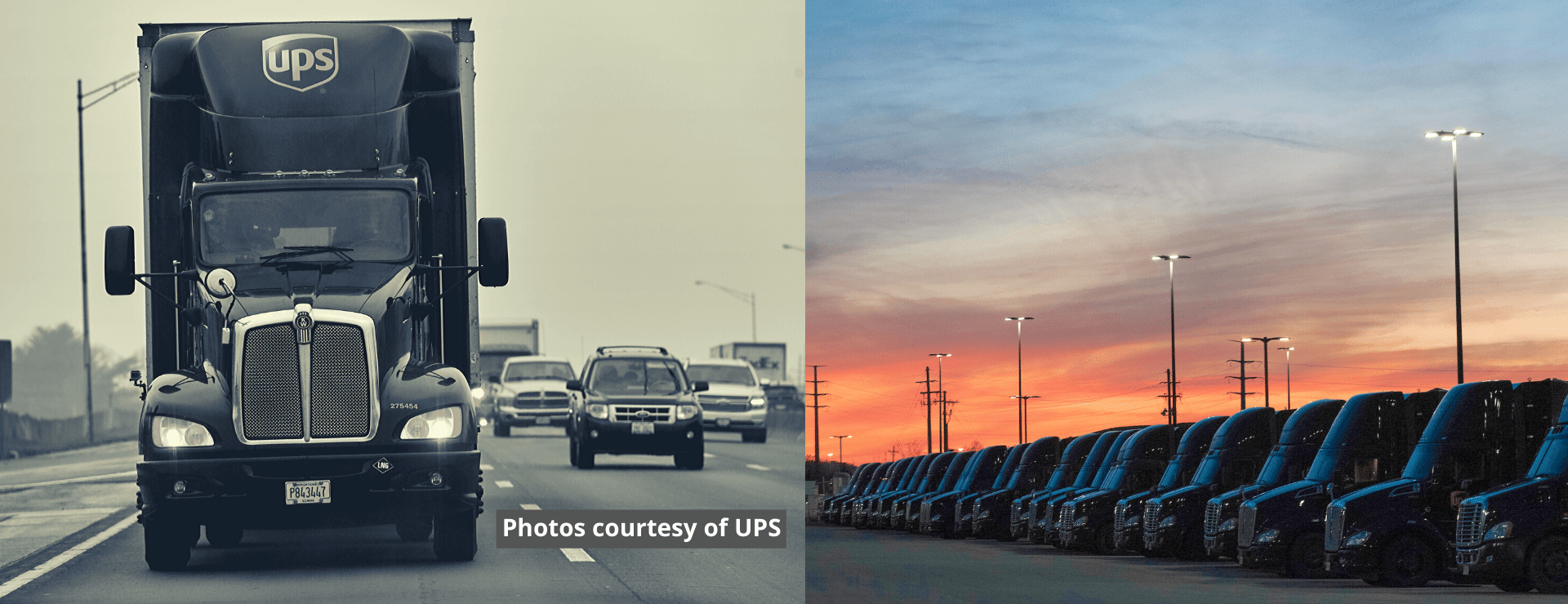 UPS 'Feeder Drivers' Make Holidays Possible But Clogged American Infrastructure Creates Ongoing Problems