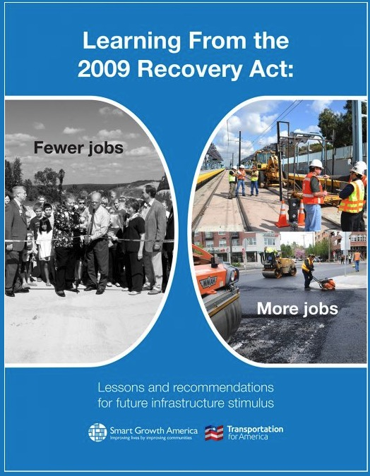 Learning From the 2009 Recovery Act: Lessons and recommendations for future infrastructure stimulus